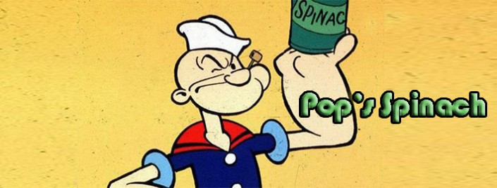 Pops Spinach
