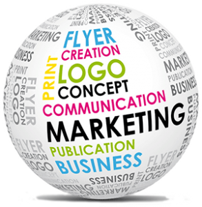 Graphic Design, Marketing, Websites